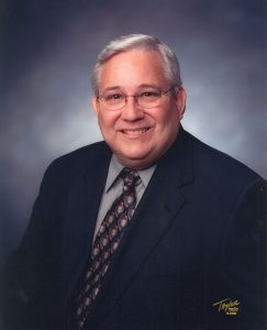 Dr. Scott Waugh, 2014 Distinguished Alumnus