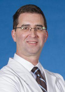 Dr. Steven Bender, 1986 alumnus
