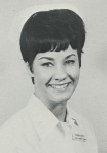 Patricia Kantz Yearbook Photo