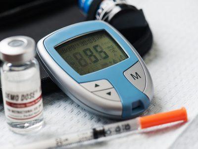 Glucometer and Insulin