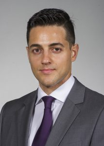 Michael Khalili-Tehrani, D2 and chapter vice president