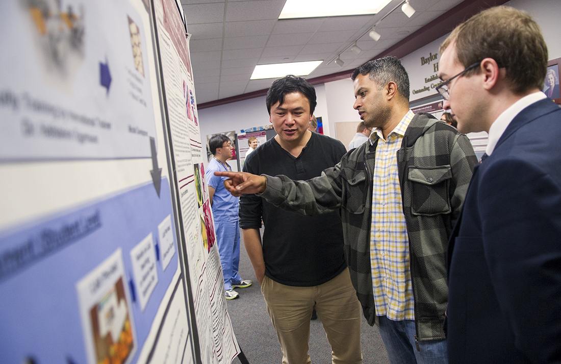 Research Scholars Day 2016 at Texas A&M College of Dentistry