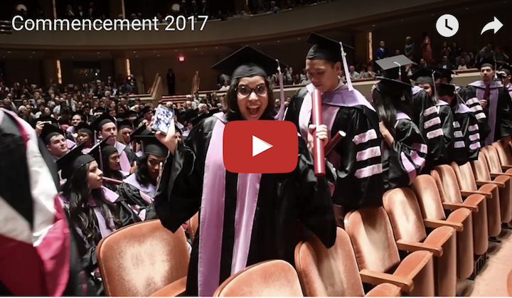 Commencement 2017 Video