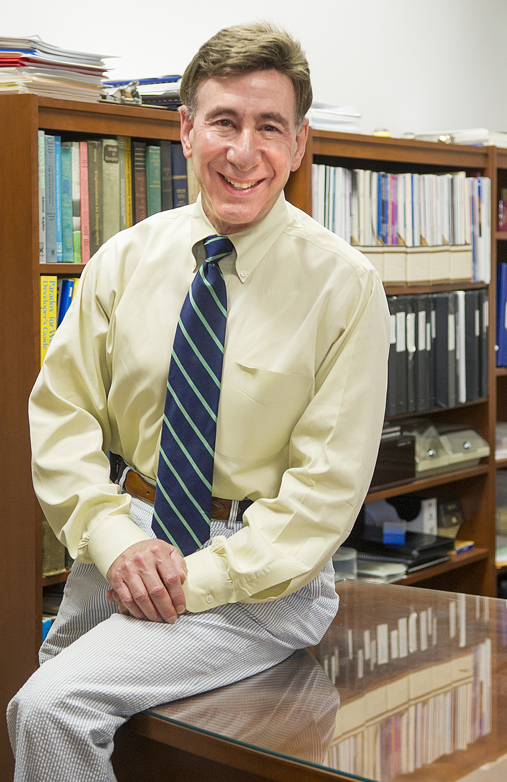 Dr. Eric Solomon